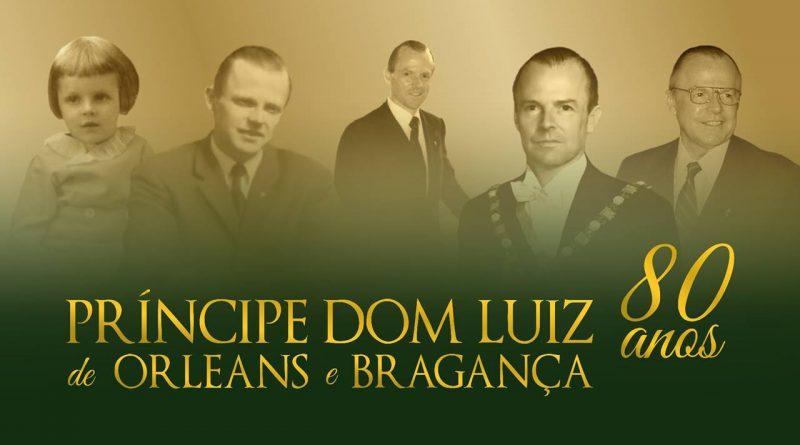 Para Toda A Nossa Vida Procuro Welisson Luiz: PRÍNCIPE DOM LUIZ DE ORLEANS E BRAGANÇA